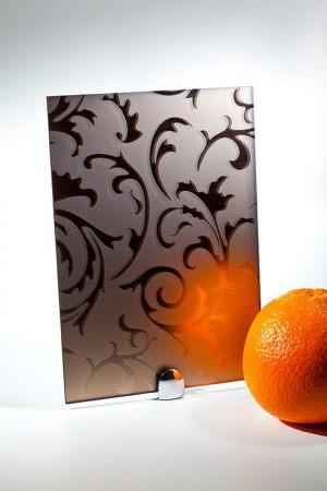 "Зеркало ""Барокко"" матовое бронза Абакан"