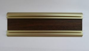 Направляющая нижняя для шкафа-купе ламинированная Абакан