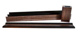 Окутка,тонировка,покраска в один цвет комплектующих для шкафа купе Абакан