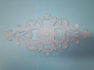 Декоративная накладка № 6-397*199*7 Абакан