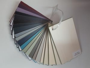 Образцы стандартных цветов. Эмаль Абакан