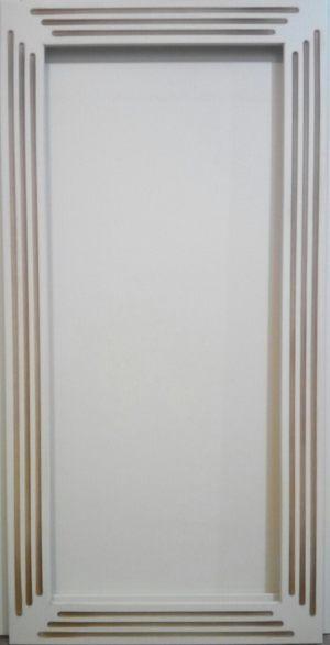 МДФ фасад с фрезеровкой Абакан