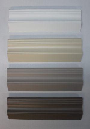 Карниз эмаль №9003, Р407, Р410, Р416 Абакан