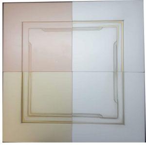 Фасады МДФ эмаль+патина с фигурной фрезеровкой Абакан
