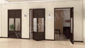 Двери гармошка Абакан