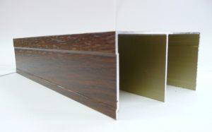 Направляющая верхняя для шкафа-купе ламинированная  Абакан