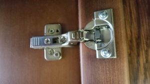 Петля для распашной двери с доводчиком Абакан
