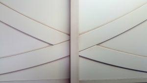 Вставка в дверь с накладками Абакан