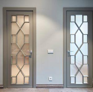Двери с филенкой Абакан