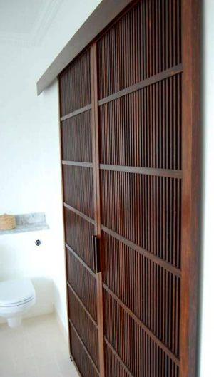 Вставка в двери МДФ с фрезеровкой Абакан